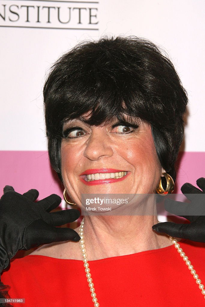 Jo Anne Worley during 'What A Pair 4' A Celebration of Women's Duets at 'Wiltern' Theatre in Los Angeles California United States