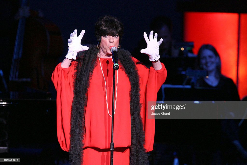 Jo Anne Worley during What a Pair 4 Show at Wiltern/LG Theatre in Los Angeles CA United States