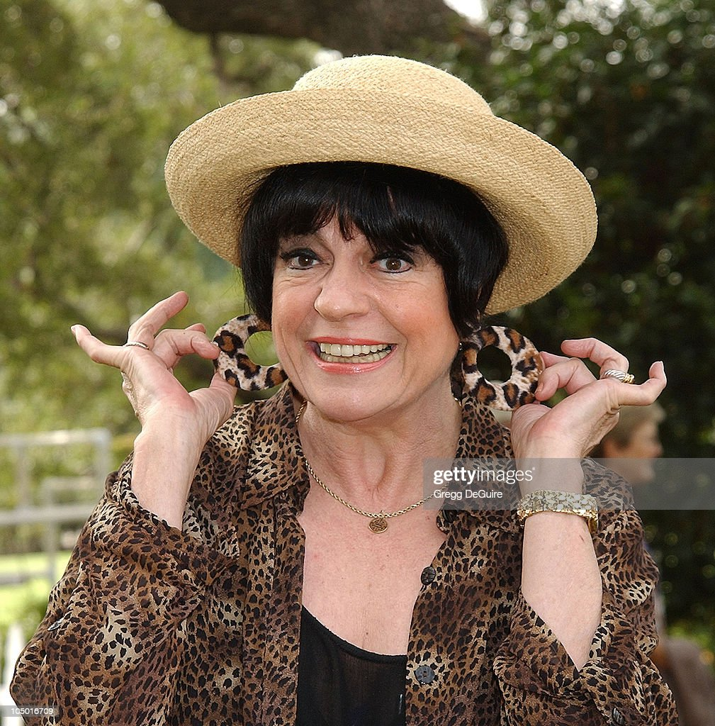 Jo Anne Worley during Wildlife Waystation Presents The 8th Annual Safari Brunch at Private Home in Pasadena California United States