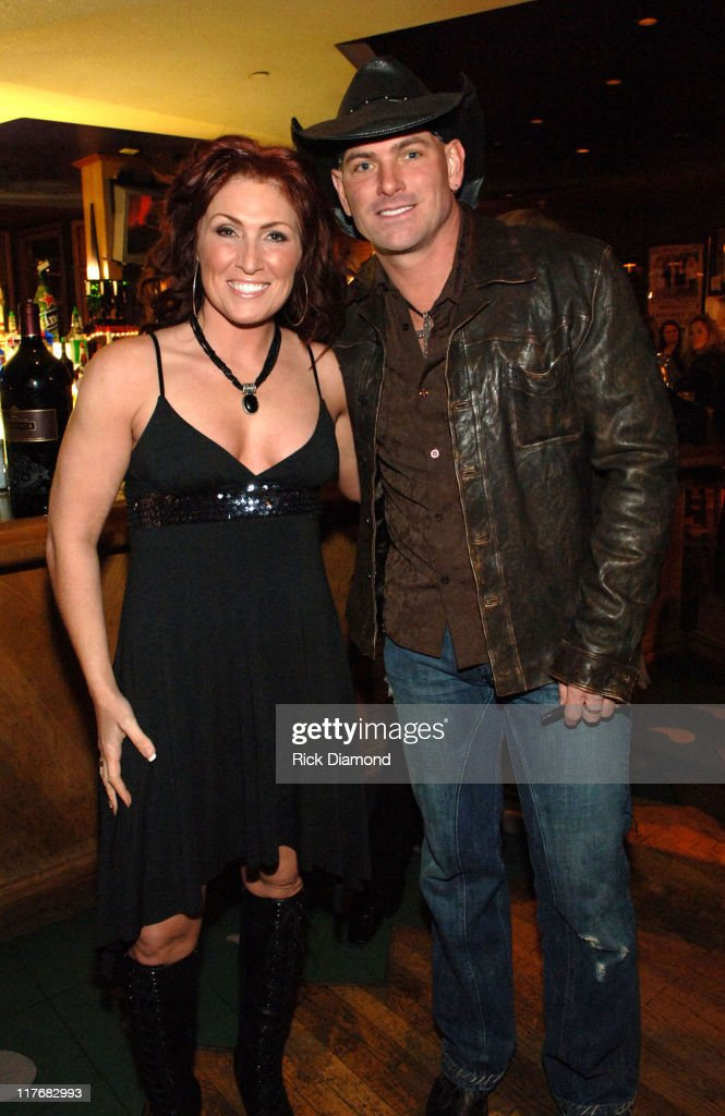 Jo Dee Messina and Keith Anderson during Sprint and SunTrust presents Sound & Speed - Day1 at Wildhorse Saloon in Nashville, TN., United States.