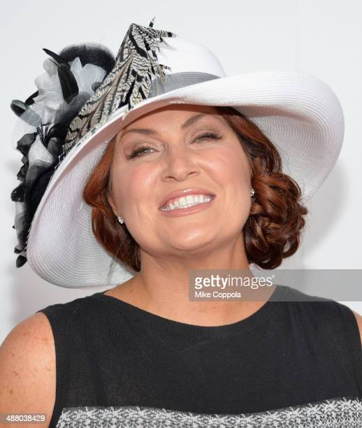 Jo Dee Messina attends 140th Kentucky Derby at Churchill Downs on May 3 2014 in Louisville Kentucky