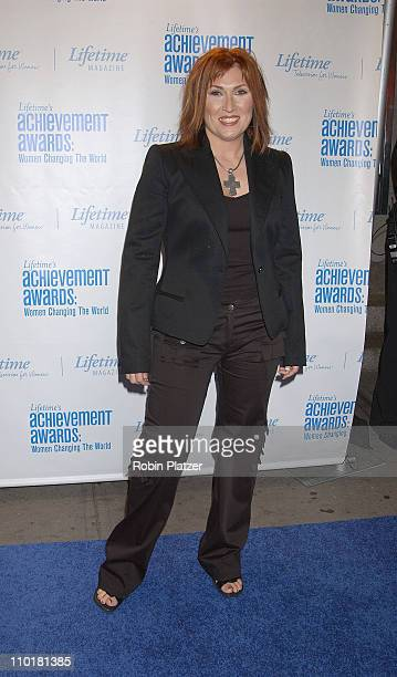 Jo Dee Messina during Lifetime's Acheivement Awards Women Changing the World at The Hammerstein Ballroom in New York City New York United States