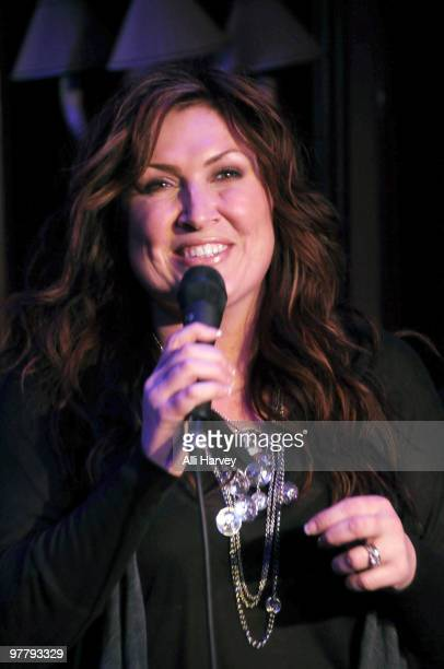 Jo Dee Messina performs at Feinstein's at Loews Regency on March 16 2010 in New York City