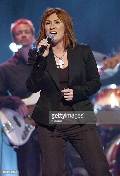 Jo Dee Messina performs during Lifetime's Achievement Awards Women Changing the World Show Lifetimes Achievement Awards Taped May 8 Will Air On...