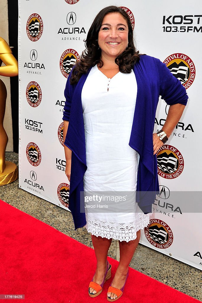 <a gi-track='captionPersonalityLinkClicked' href=/galleries/search?phrase=Jo+Frost&family=editorial&specificpeople=742700 ng-click='$event.stopPropagation()'>Jo Frost</a> attends the Acura/KOST celebrity benefit concert and pageant on August 24, 2013 in Laguna Beach, California.