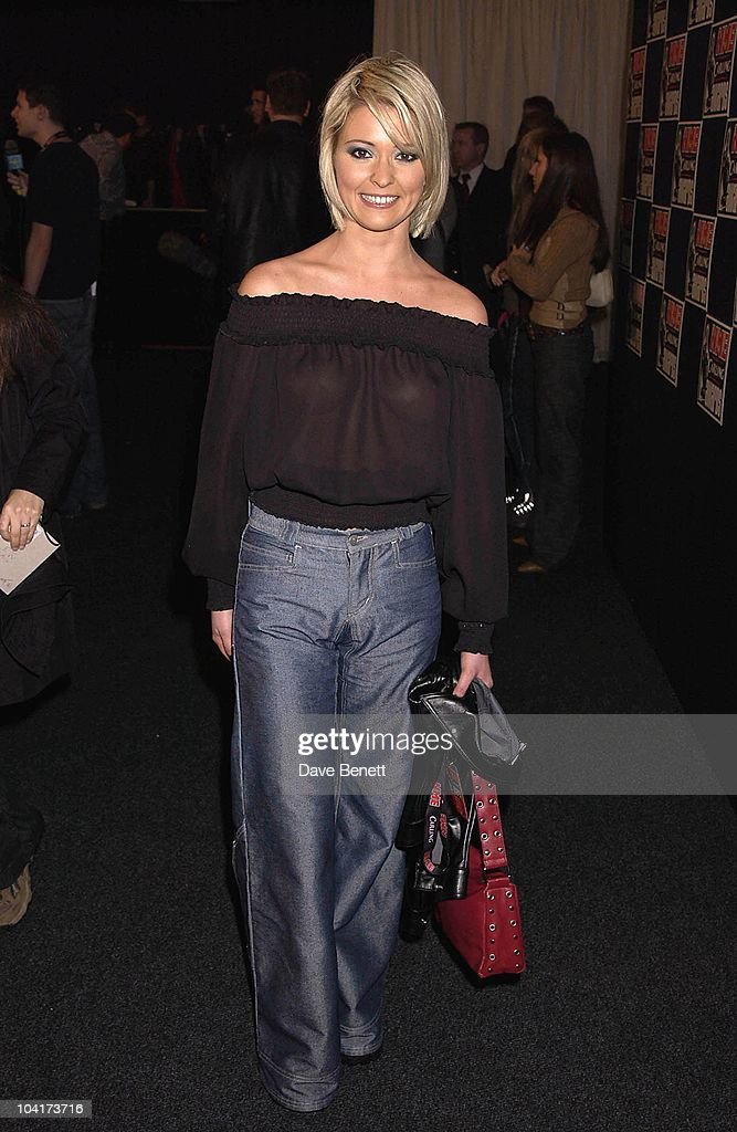 Jo Guest, Nme Carling Awards 2002, In Shoreditch, London