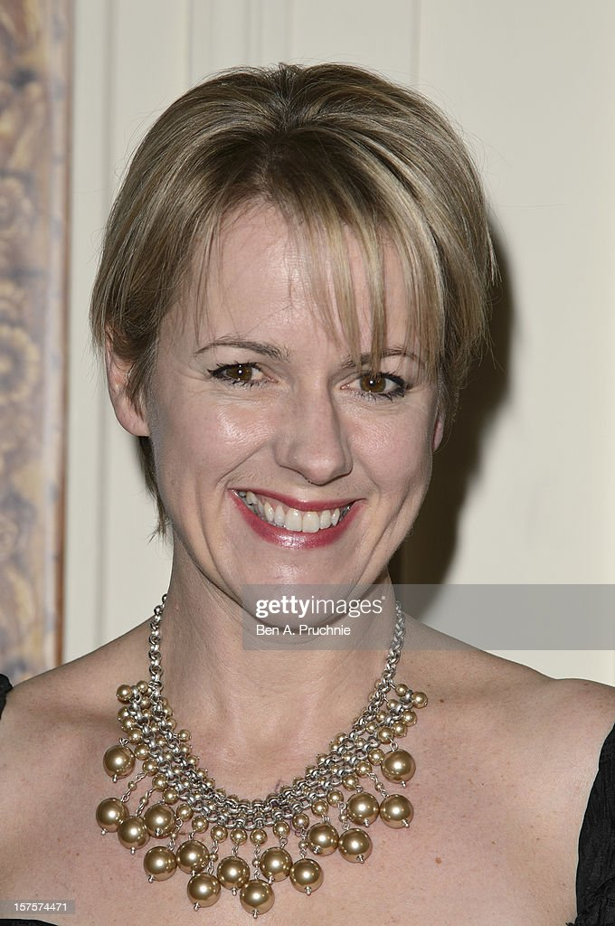 Jo Jo Moyes attends the Specsavers National Book Awards at Mandarin Oriental Hyde Park on December 4, 2012 in London, England.