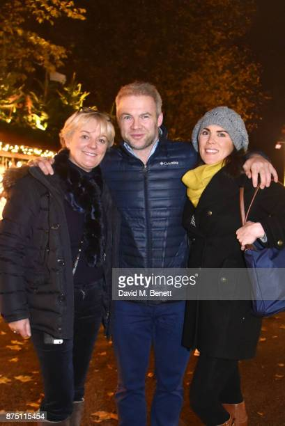 Jo Malone and guests attend the VIP launch of Hyde Park Winter Wonderland 2017 on November 16 2017 in London England