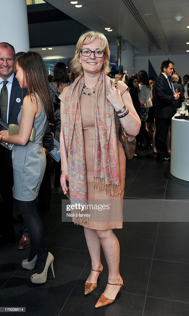 Jo Malone attends the Luxury Briefing Awards on June 11, 2013 in London, England.