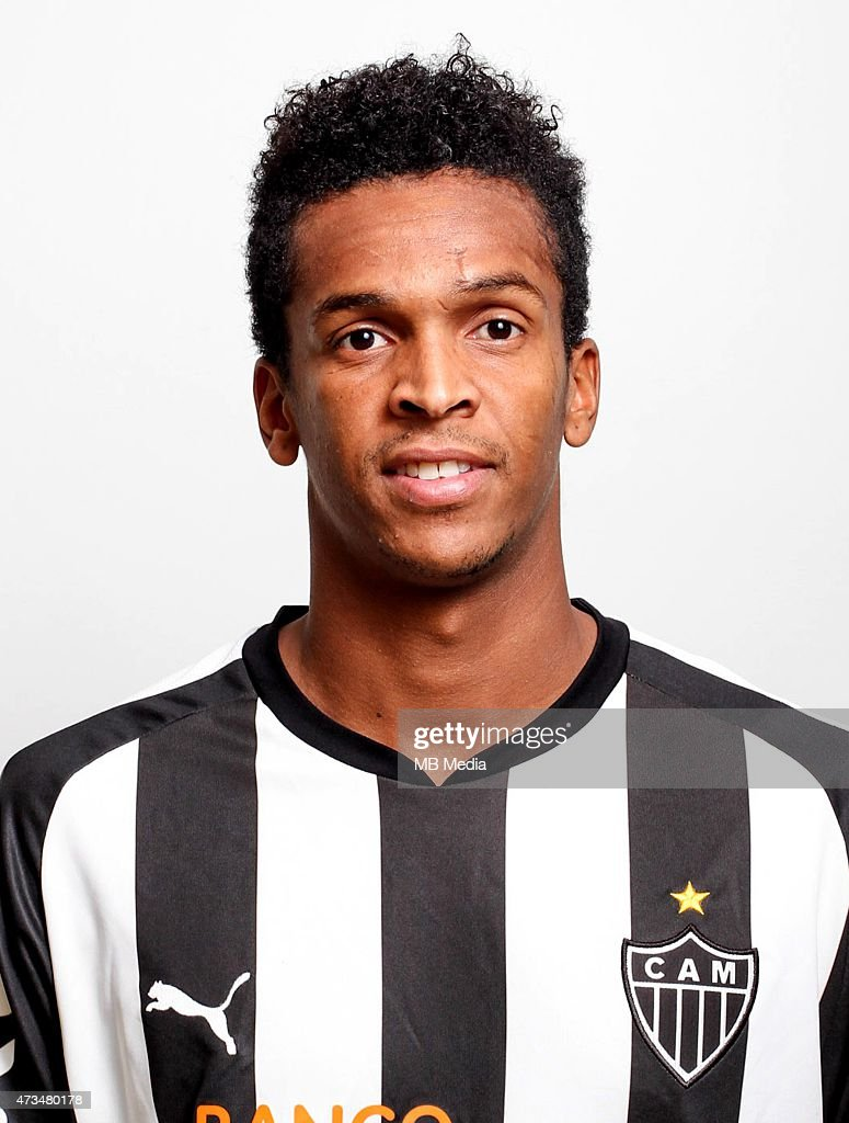 Jo of Clube Atletico Mineiro poses during a portrait session on August 14, 2014 in Belo Horizonte,Brazil.