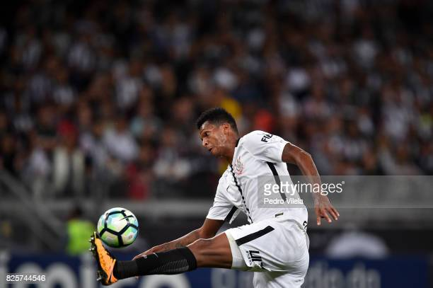 Jo of Corinthians a match between Atletico MG and Corinthians as part of Brasileirao Series A 2017 at Mineirao stadium on August 2 2017 in Belo...
