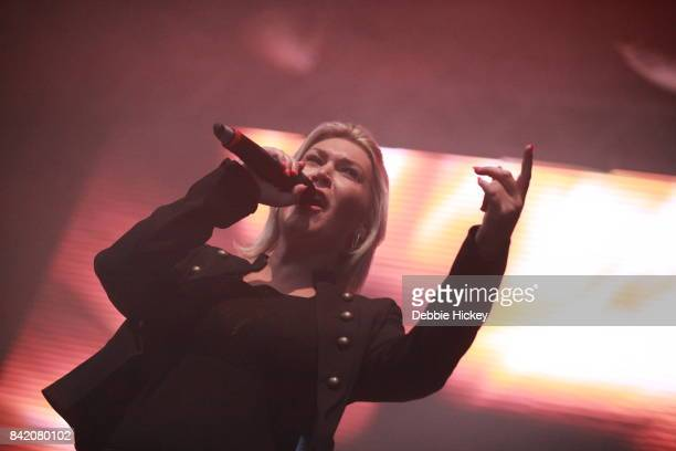 02 Jo OÕMeara of S Club performs at The Throwback Stage at Electric Picnic Festival at Stradbally Hall Estate on September 2 2017 in Laois Ireland