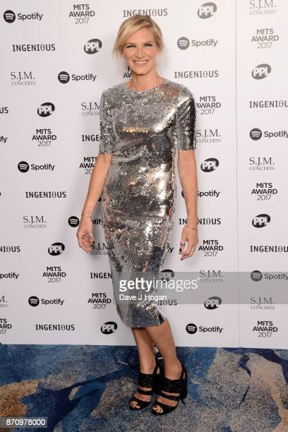 Jo Whiley attends the 26th annual Music Industry Trust Awards held at The Grosvenor House Hotel on November 6 2017 in London England