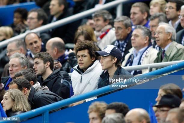 Jo Wilfried TSONGA France / Eire Barrage retour Qualifications Coupe du Monde 2010 Stade de France Saint Denis