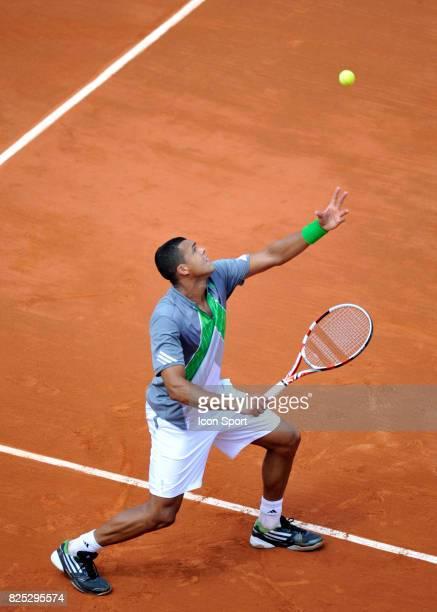Jo Wilfried TSONGA Roland Garros 2011 Paris