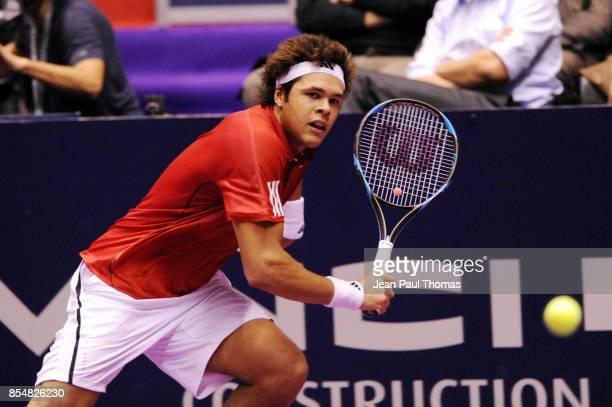 Jo Wilfried TSONGA Grand Prix de Tennis de Lyon 2009 Palais des Sports de Gerland Lyon