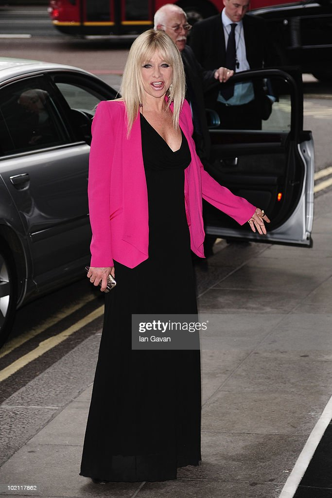 Jo Wood attends the English National Ballet 60th Anniversary party at the Dorchester Hotel on June 15, 2010 in London, England.