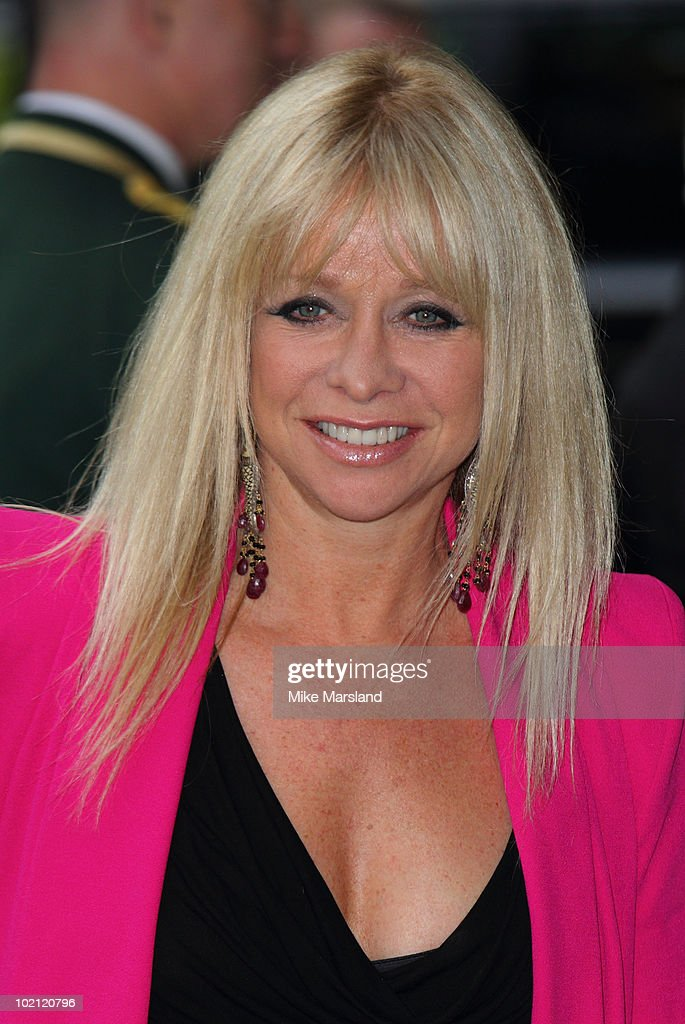 Jo Wood attends the English National Ballet's Summer Party at The Dorchester on June 15, 2010 in London, England.