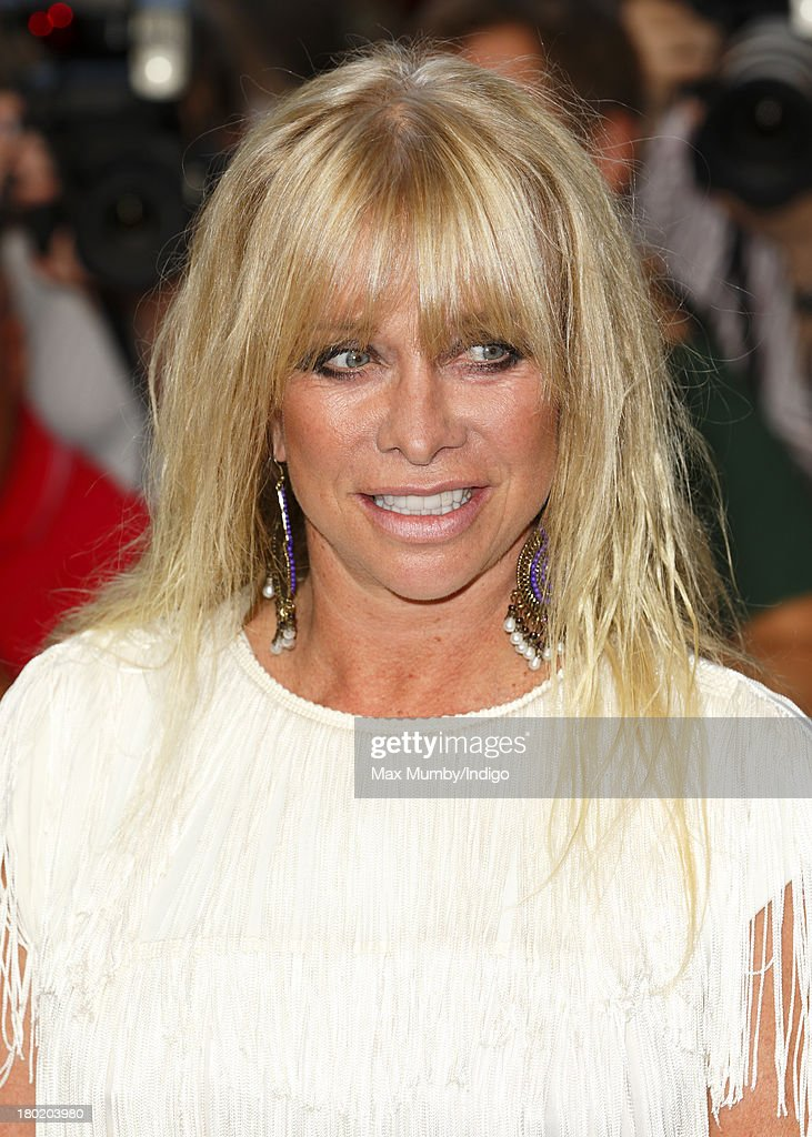 Jo Wood attends the GQ Men of the Year awards at The Royal Opera House on September 3, 2013 in London, England.