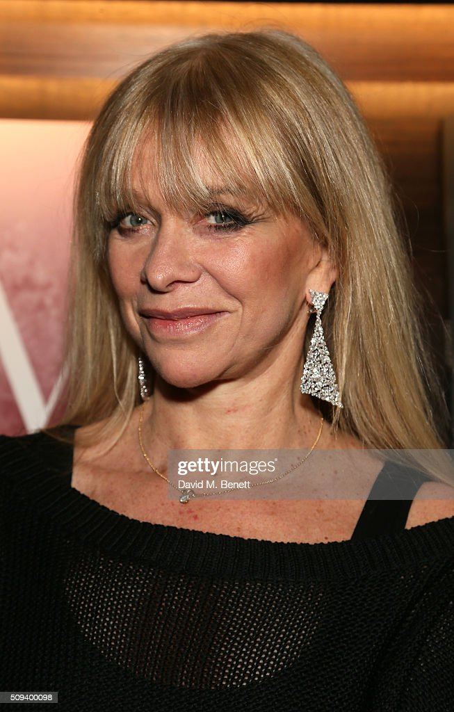 <a gi-track='captionPersonalityLinkClicked' href=/galleries/search?phrase=Jo+Wood&family=editorial&specificpeople=241556 ng-click='$event.stopPropagation()'>Jo Wood</a> attends the launch of 'Messika Joaillerie' by Vivienne Becker at Maison Assouline on February 10, 2016 in London, England.