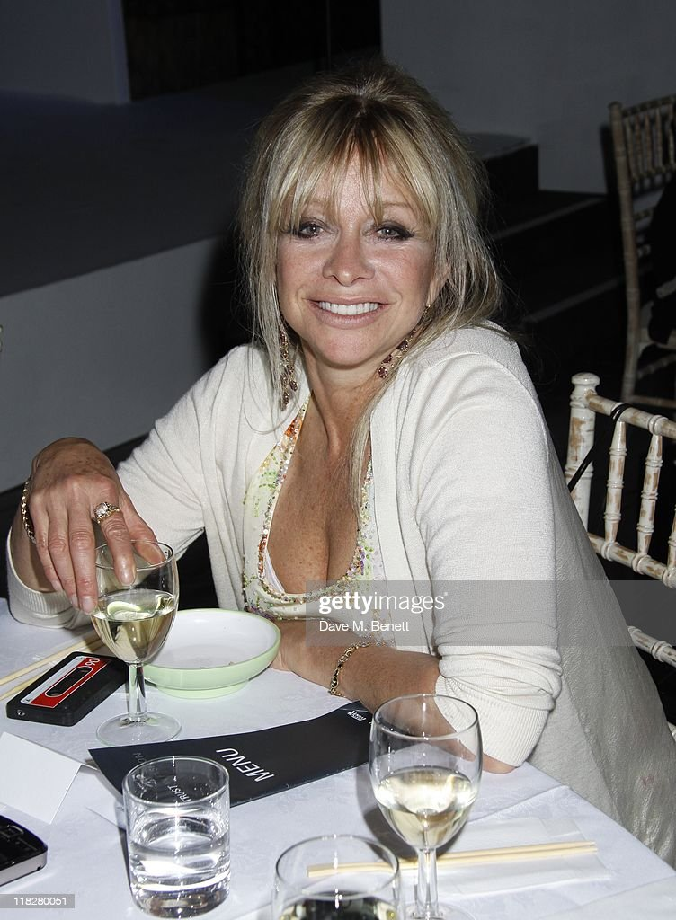 Jo Wood attends Trust In Fashion at One Mayfair on the 29 June,2011in London,England. lidya bright