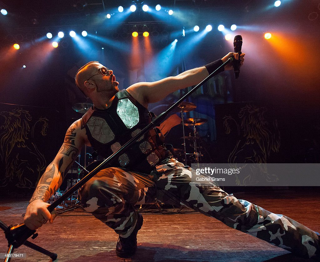 sabaton in concert photos and images | getty images
