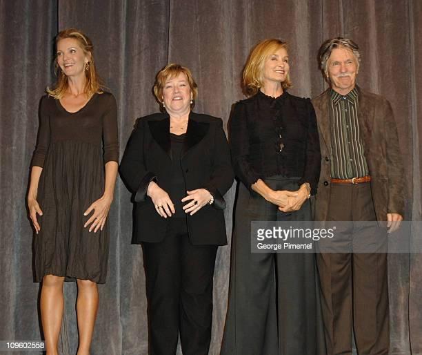 Joan Allen Kathy Bates Jessica Lange and Tom Skerritt