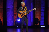 'Joan Baez 75th Birthday Celebration' at Beacon Theater on Wednesday night January 27 2016This imageJoan Baez performing 'There But For Fortune'