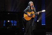 'Joan Baez 75th Birthday Celebration' at Beacon Theater on Wednesday night January 27 2016This imageMary Chapin Carpenter performing 'Catch the Wind'