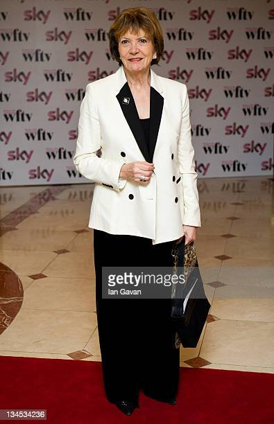 Joan Bakewell attends the Women In Film And TV Awards 2011 annual ceremony celebrating the accomplishments of women working in the film and...