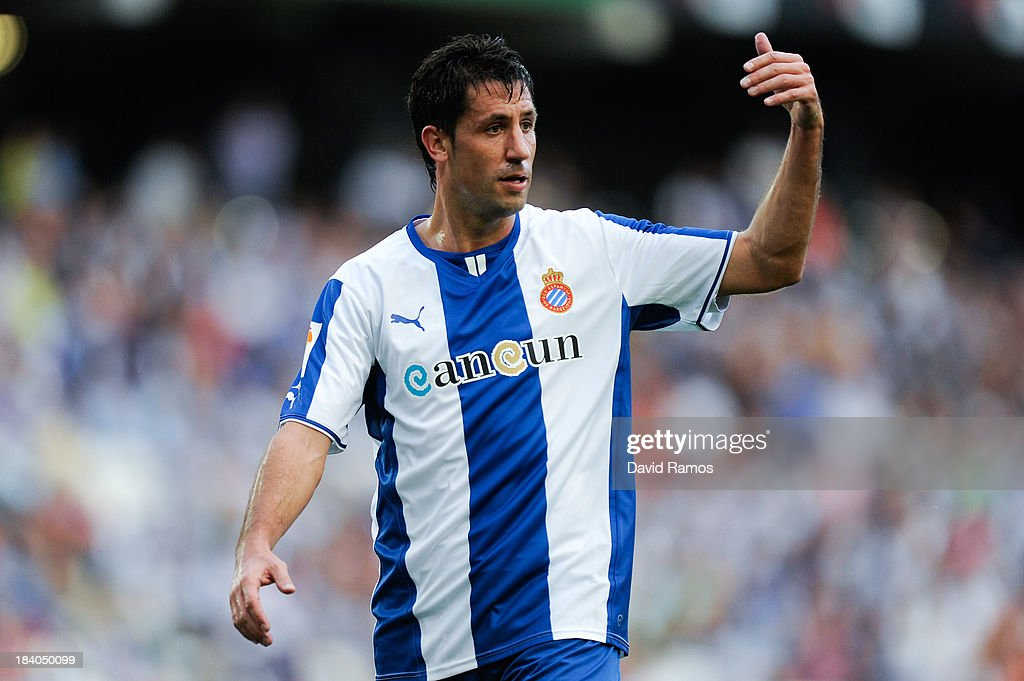 RCD Espanyol v Getafe CF - La Liga