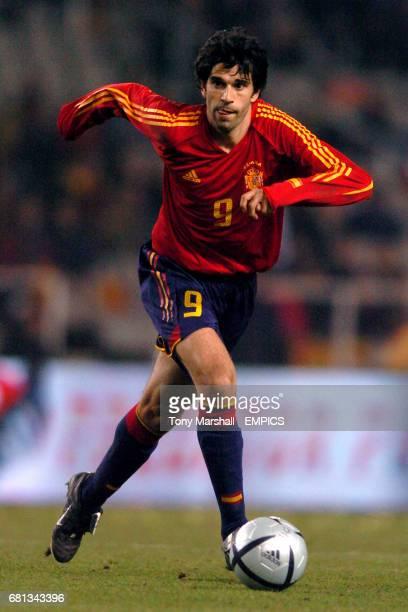 Joan Carlos Valeron Spain
