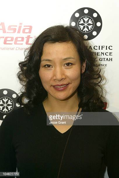 Joan Chen during 2005 Sundance Film Festival Asian Filmmaker's Reception at China Panda Inn in Park City Utah United States