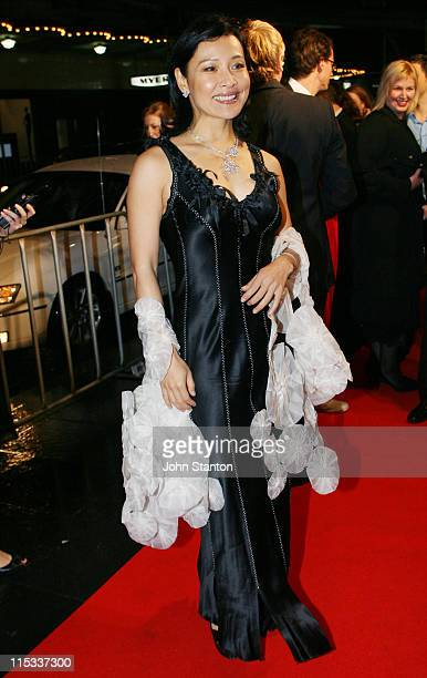 Joan Chen during 2007 Sydney Film Festival Opening at State Theatre Market Street in Sydney NSW Australia