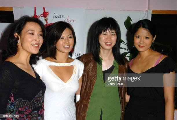 Joan Chen Michelle Krusiec Alice Wu and Lynn Chen