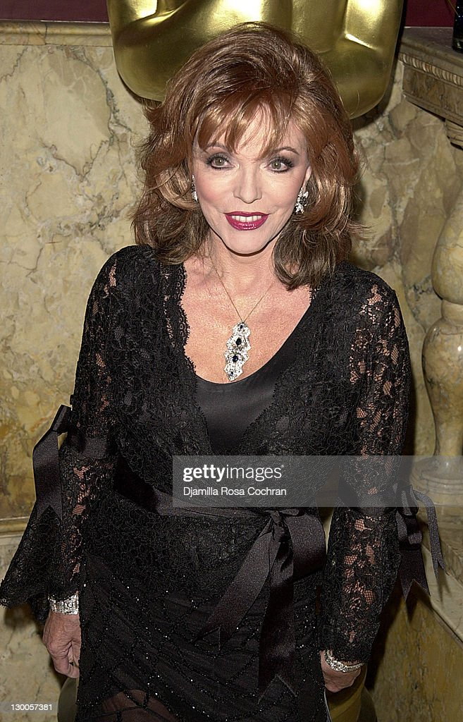 <a gi-track='captionPersonalityLinkClicked' href=/galleries/search?phrase=Joan+Collins&family=editorial&specificpeople=109065 ng-click='$event.stopPropagation()'>Joan Collins</a> during New York Oscar Night Party at Le Cirque 2000 in New York City, New York, United States.