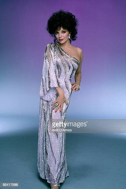 DYNASTY Joan Collins gallery Season Three 3/21/83 Joan Collins