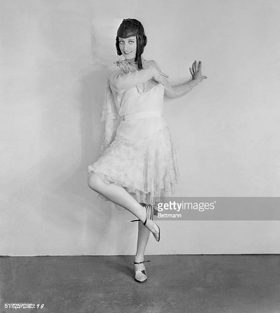 Joan Crawford doing the lindy hop