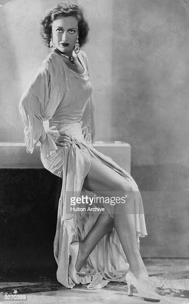 Joan Crawford the screen name of Lucille Le Sueur who was also known for a time as Billie Cassin She worked for many years for Metro Goldwyn Mayer