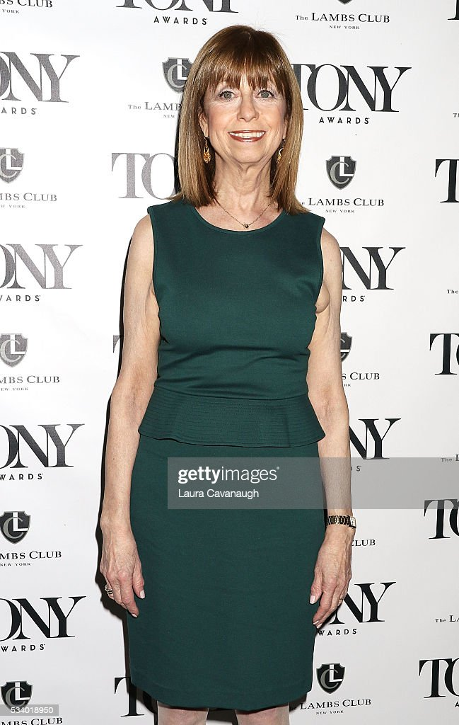 Joan Lader attends A Toast to The 2016 Tony Awards Creative Arts Nominees on May 24, 2016 in New York City.
