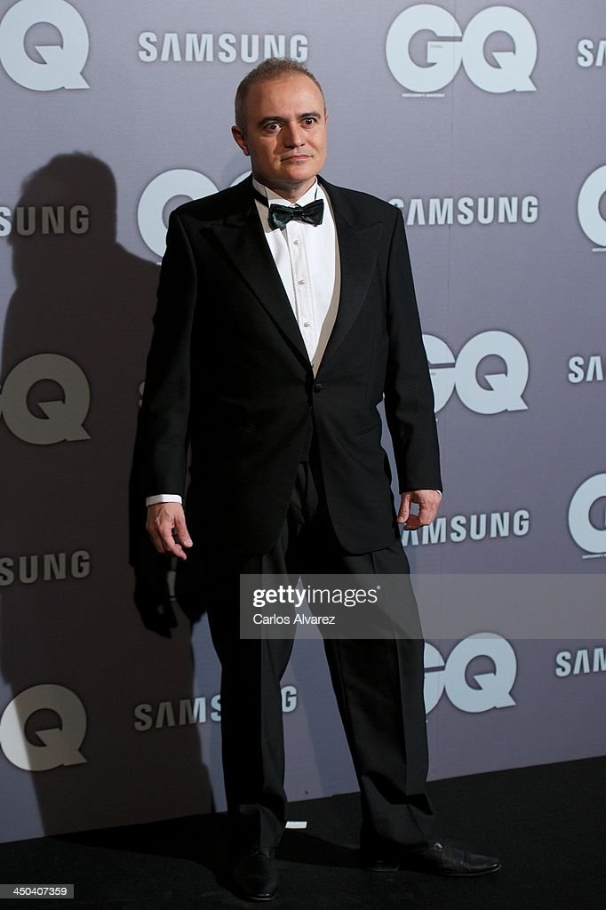 Joan Matabosch attends the GQ Men Of The Year Award 2013 at the Palace Hotel on November 18, 2013 in Madrid, Spain.