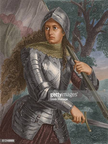 Why was Joan of Arc made a saint?