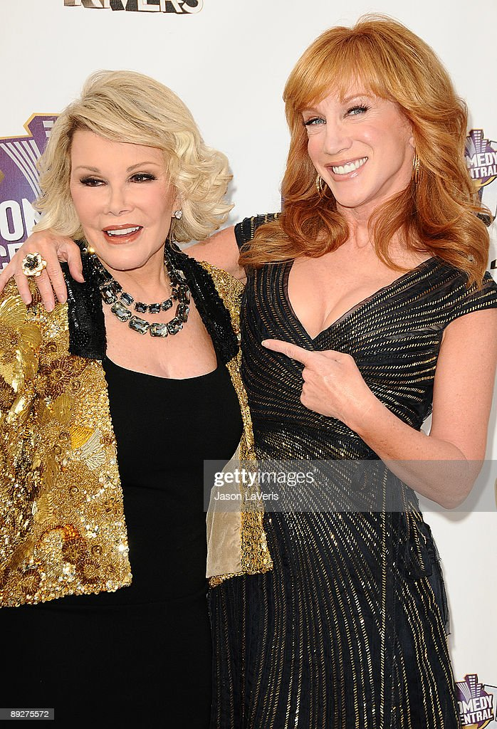 "Comedy Central's ""Roast of Joan Rivers"" - Arrivals"
