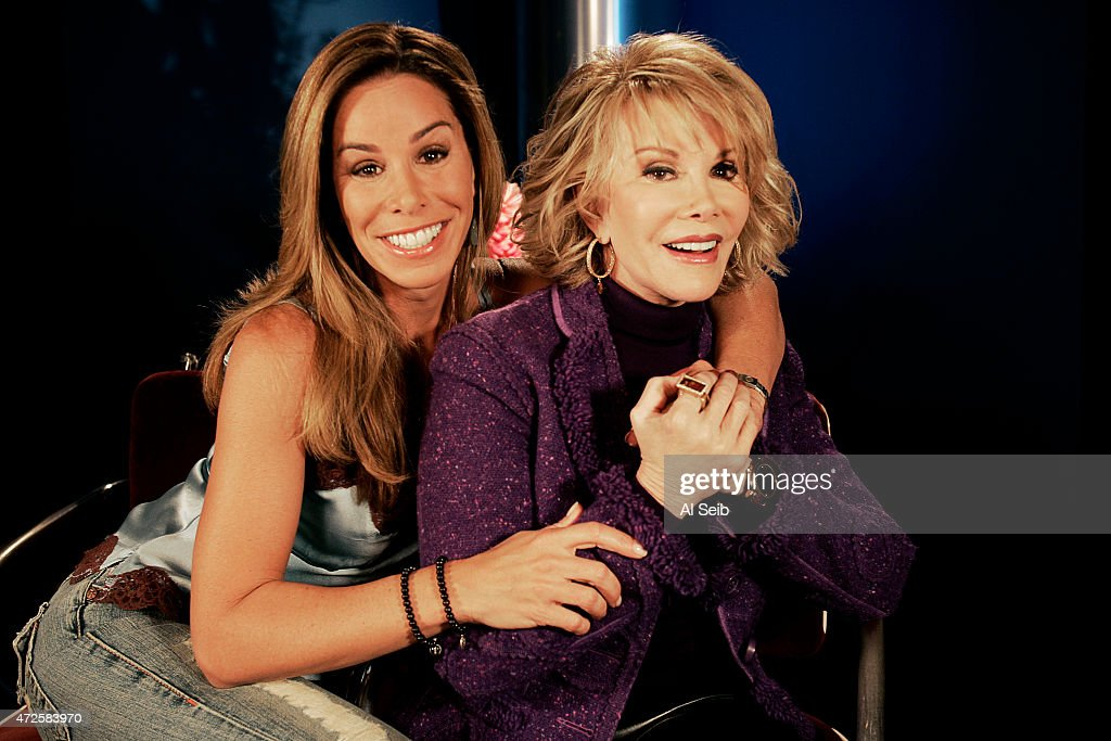 Joan Rivers and Melissa Rivers, Los Angeles Times, January 13, 2005