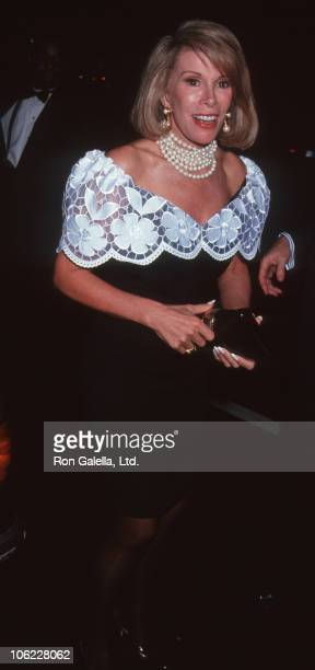 Joan Rivers during Party for Joan Rivers July 21 1992 at Club Tattoo in New York City New York United States