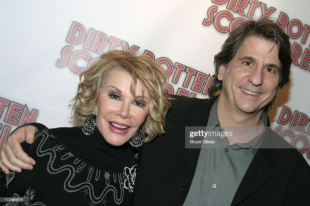 Joan Rivers jewelry designer and David Rockwell set design