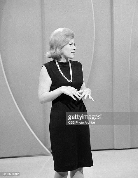 Joan Rivers performs on THE ED SULLIVAN SHOW Image dated May 22 1966