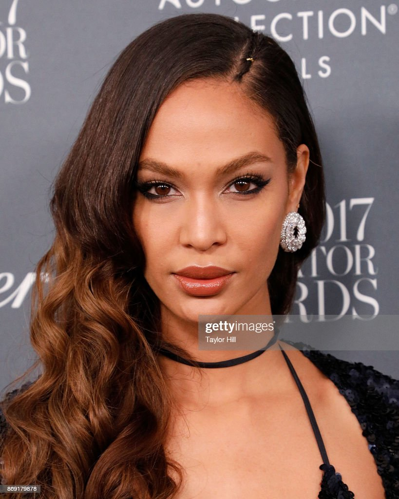 Joan Smalls attends the 2017 WSJ Magazine Innovator Awards at Museum of Modern Art on November 1, 2017 in New York City.