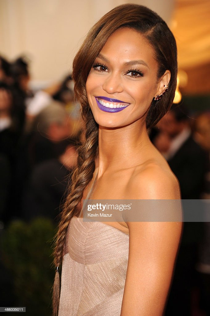 <a gi-track='captionPersonalityLinkClicked' href=/galleries/search?phrase=Joan+Smalls&family=editorial&specificpeople=5714628 ng-click='$event.stopPropagation()'>Joan Smalls</a> attends the 'Charles James: Beyond Fashion' Costume Institute Gala at the Metropolitan Museum of Art on May 5, 2014 in New York City.