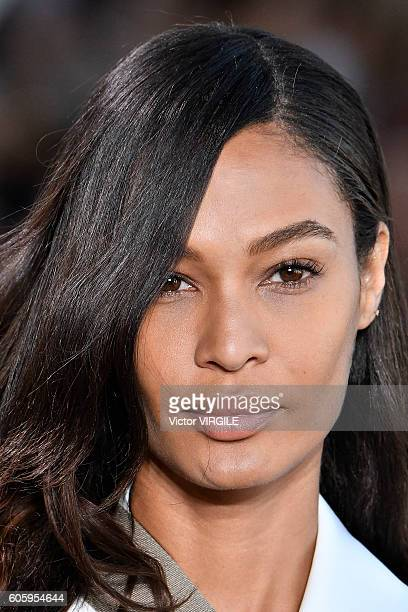 Joan Smalls walks the runway at Michael Kors show during New York Fashion Week on September 14 2016 in New York City